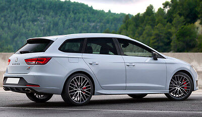 SEAT LEON MK3 5F ST SPORTS TOURER SIDE SKIRTS ( from 2012 )