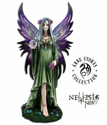 New Anne Stokes Mystic Aura Figurine Limited Edition Collectable 39Cm Large