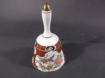 Takahashi bird and floral bell