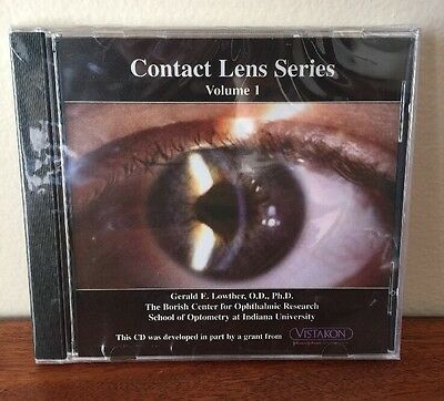 Contact Lens Series Volume 1 Multimedia CD  Brand New Sealed!