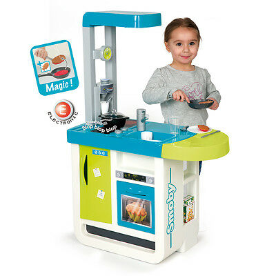 Smoby Cherry Kitchen, Role Play Toys, Childrens Play Kitchens