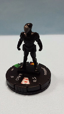 Marvel HeroClix • Superior Foes of Spider-Man: #029 Overdrive (Uncommon)