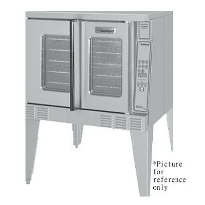 Garland MCO-GS-10-ESS Master Series Single Deck Gas Convection Oven