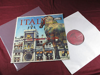 The DiMara Sisters  ITALY REVISITED  LP Forum USA F 9026