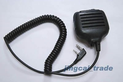 Speaker Microphone for KENWOOD PUXING WEIERWEI Wouxun Baofeng Linton Ham Radio