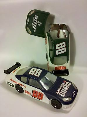 2 DALE EARNHARDT JR Car #88 LIGHTERS Guard & Amp NASCAR