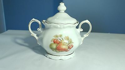 Winterling WIG224 Roslau Sugar Bowl With Lid In Excellent Condition