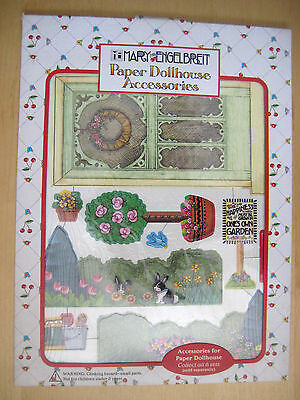 Mary Engelbreit Paper Dollhouse Accessories-Magnetic Nip