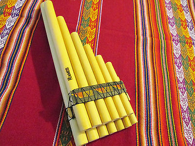 Professional Panflute Malta 13 pipes From Peru - Case Included