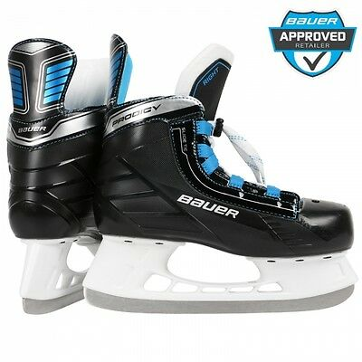 Bauer Prodigy Adjustable Youth Ice Hockey Skates