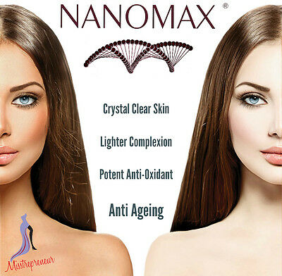 NANOMAX Glutathione 1500mg + Vitamin C // For Skin Whitening +BUY 2 GET 1 FREE+