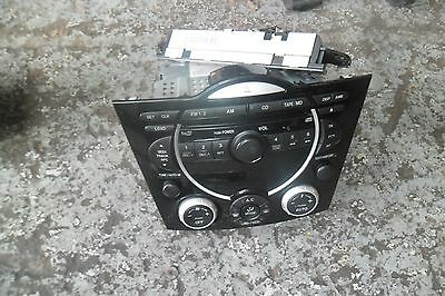 Mazda Rx8 2003 Cd Player & Heater Controls