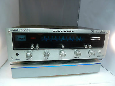Marantz 2215B vintage Stereophonic stereo Receiver