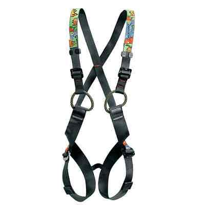 Petzl Simba Kids Full Body climbing Harness suitable for indoor wall & Rock