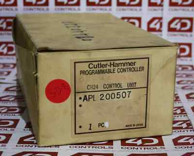 Cutler-Hammer APL200507 Sequence Programmable Control Unit - New Surplus Open