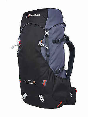 Berghaus Trailhead 50 Rucksack Black/Carbon NEW