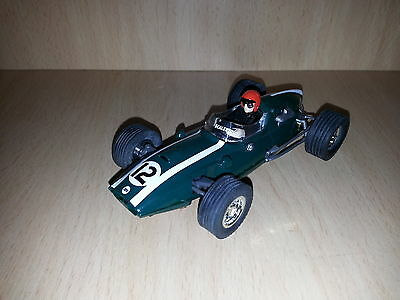 Scalextric cooper climax Planeta coches miticos collection