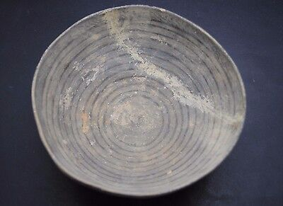 Ancient Indus Valley Decorated Bowl Bronze Age Period 2200 Bc.