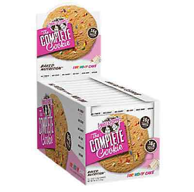 Lenny & Larry's Complete Cookie High Protein Cookies 113g x 12 (Birthday Cake)