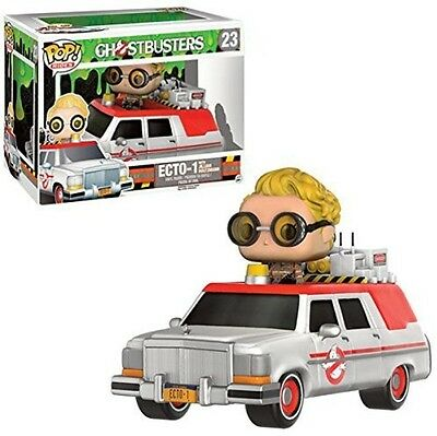 Ghostbusters 2016 - Ecto-1 - Funko Pop! Rides (2016, Toy NEUF)