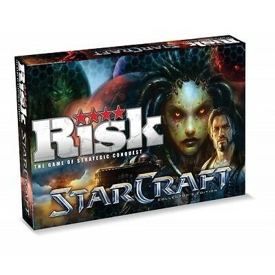 Starcraft Risk Collector's Edition Board Game