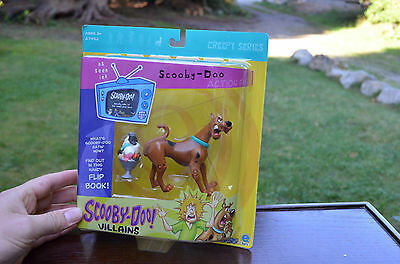 SCOOBY-DOO Villains Creepy Series - Scooby-Doo With Sundae Action Figure NEW!