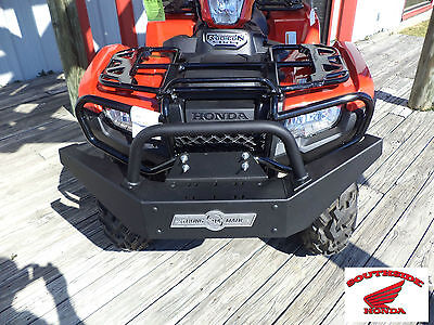 Strong Made Winch Series Front Bumper W/ Winch Mount Honda Trx500 Rubicon 2016