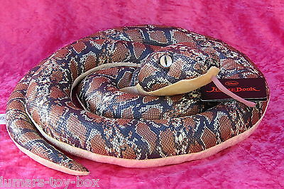 "Disney Store The Jungle Book Live Action Film KAA SNAKE 15"" Soft Plush Toy NEW"