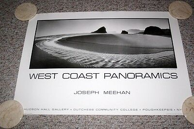 "West Coast Panoramics ""Crown of Water"" Art Print Poster by Joseph Meahan"