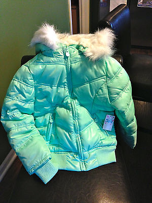 Girl's puffer jacket from Justice NWT