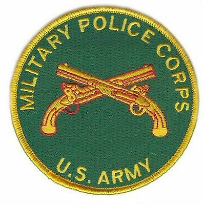 Military Police Corps Patch