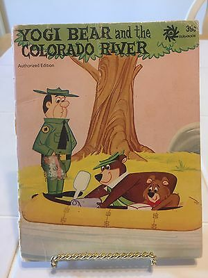 Yogi Bear And The Colorado River 1972, By Horace J.Elias