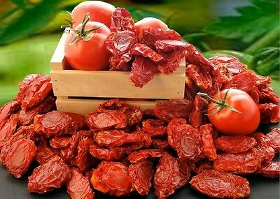 Sun Dried Tomatoes Whole Delicious Healthy Natural Diet