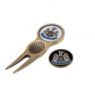Newcastle United Divot Tool & Golf Ball Marker Official Licensed Football Club