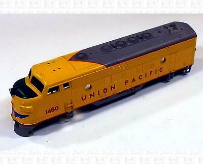 Athearn HO Parts: EMD F7 F7A Shell Union Pacific 1480