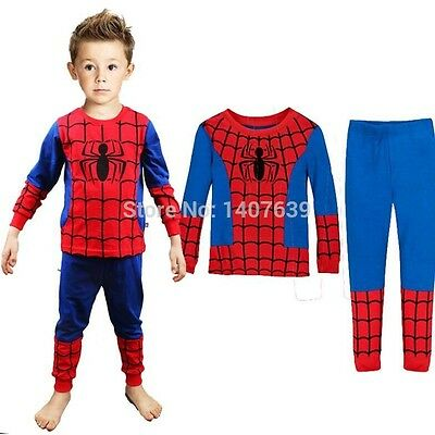 Pigiama tuta Spiderman/Ironman/Cap America/Buzz Light/Batman/Superman/Hulk suit