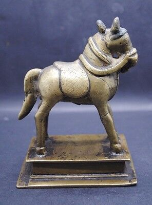 Post Medieval Eastern Bronze Horse Figurine 17Th -18Th Century Ad