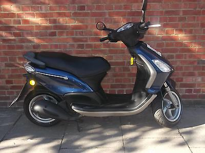 2012 Piaggio Fly 125 Learner Scooter Or Comuter