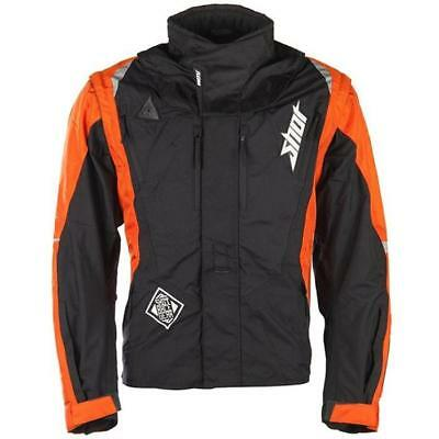 SHOT 2016 HERREN MOTOCROSS / ENDURO JACKE - FLEXOR ADVANCE - orange