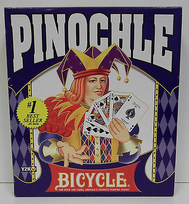 Bicycle Pinochle for PC 1999