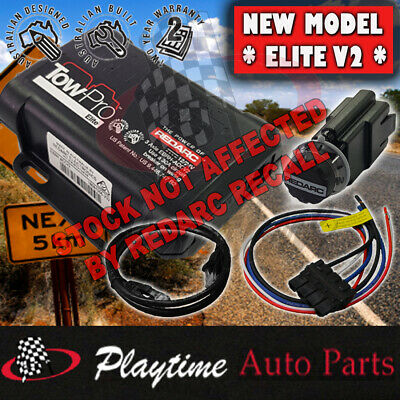 Redarc Tow Pro Elite Electric EBRH-ACCV2 New Model Towpro Auto Brake Controller