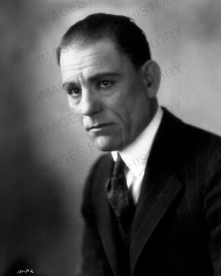 8x10 Print Lon Chaney Portrait #LC2