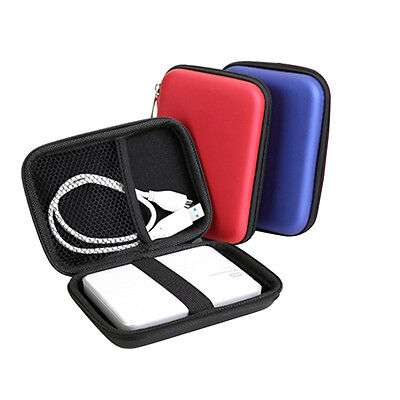 5'' USB Cable HDD Hard Disk Pouches Power Bank Earphone Bags Case Cover Seraphic