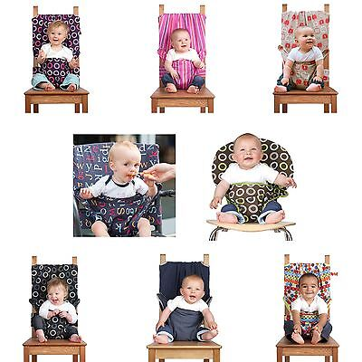 Totseat Childrens / Child / Toddler Fabric Safety Chair Harness