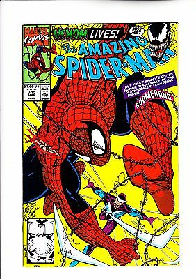 Amazing Spider-Man 345 2nd app of Cletus Kasady (Carnage)