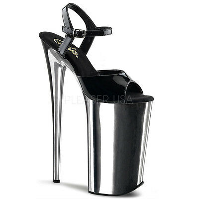 BEYOND 009  Pleaser Top High Heels NEU Plateau