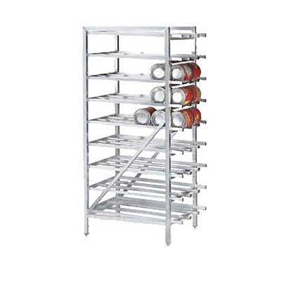 Advance Tabco CR10-162 Stationary Can Rack