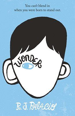 Wonder - Book by R J Palacio (Paperback, 2014)