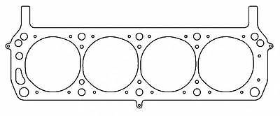 """Cometic Gasket for Ford Small Block 302/351W V8 4.100"""" Valve Pocketed Bore MLS 6"""