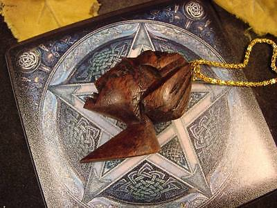 ~Beautiful Voodoo Queen Curse Talisman & Spell Scroll~Break Curses~Witch Owned~
